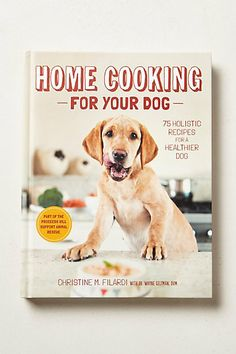 Keep your dog eating good and know what you are feeding them with the Home Cooking for your Dog Book! Cookbook for your dog Recipes for cooked meals, treats, and the raw food diet 75 Holistic Recipes… Homemade Dog Treats, Pet Treats, Dog Recipes, Raw Food Recipes, Salad Recipes, Healthy Recipes, Healthy Foods, Dog Books, Read Books