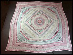 Ravelry: RitaMiller's Sophie's Universe 7 for Baby Girl