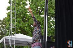 Lil B at Pitchfork Music Festival 2013