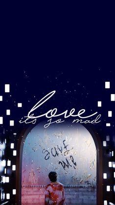 BTS V Fake LoveMV
