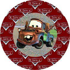Imrprimibles, imágenes y fondos de Cars.   Ideas y material gratis para fiestas y celebraciones Oh My Fiesta!