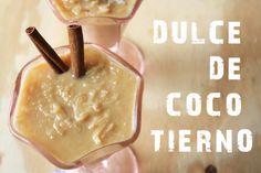 Receta de Dulce de Coco Tierno con Leche Condensada