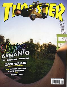 Thrasher skateboard magazine back issues, special issues, photos issues, and Skate Boy, Magazine Shop, Magazine Covers, Old School Skateboards, Thrasher Magazine, Skate And Destroy, Cover Wallpaper, Bedroom Decor For Teen Girls, Retro Aesthetic