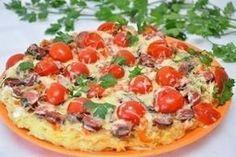Узнала об этом рецепте летом в деревне: Картофельная пицца на сковороде
