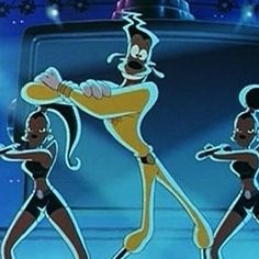 """10 Pictures That Prove Bruno Mars Is Actually Powerline From """"A Goofy Movie"""""""