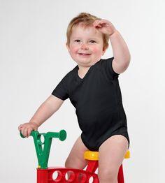 Baby Kurzarmbody