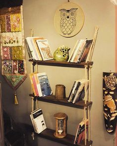 Baykush...#ahşap#raf#kitaplık#evdekorasyonu#halat#doğal#tasarim#evdekorasyonfikirleri http://turkrazzi.com/ipost/1521727022194267396/?code=BUeQqoLAJUE