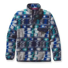 Patagonia Lightweight Synchilla® Snap-T® Pullover.