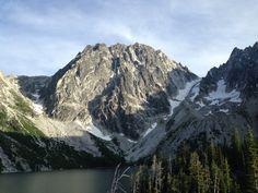 Surpentine Arête • Dragontail Peak • The Enchantments • Leavenworth, WA • August 2016