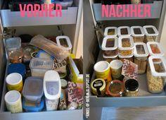 * Angel of Berlin: [organises...] Her Food Stock I {with Rosti Mepals Modula}