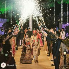 The best fun-filled and grand bride entry ideas to make your entry the talk of the town! Watch, get vowed and seize the best ideas for your own wedding! Bride Entry, Wedding Entrance, Wedding Stage, Wedding Halls, Wedding Reception, Desi Wedding, Wedding Poses, Wedding Ideas, Wedding Bride