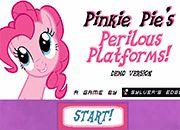 Pinkie Pie Periplous Platforms | juegos my little pony - jugar mi pequeño pony