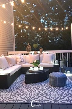 Sonnenglas transforms your patio into a sophisticated lounge under the stars ✨ Click through to learn more about our artisanal solar lanterns and get some to shower your outdoor space in glamour… Design Patio, Backyard Patio Designs, Patio Ideas, Outdoor Deck Decorating, Outdoor Decor, Deck Decorating Ideas On A Budget, Small Deck Ideas On A Budget, Rustic Outdoor, Solar Lanterns
