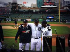 Miguel Cabrera, Max Scherzer and Torii Hunter were honored with their MVP, Cy Young and Silver Slugger awards today! (8) Facebook
