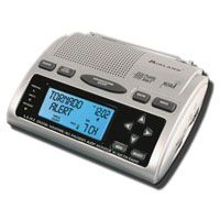 Midland Weather NOAA Clock Radio with Special Area M (WR-300 / WR300)