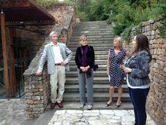 Opening reception at Barabas Villa Gallery 5