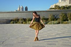 Le look d'Elodie Blog Mode  #mode #blog #look #wax #blogueuse  #idee
