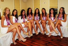 ♥ 40 questions for sisters to ASK during the preference round! ♥ | sorority sugar