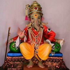 Ganesha ji pictures collection - Life Is Won For Flying (WONFY) Ganesh Pic, Jai Ganesh, Ganesh Idol, Shree Ganesh, Ganesh Lord, Jai Hanuman, Lord Krishna, Lord Shiva, Clay Ganesha