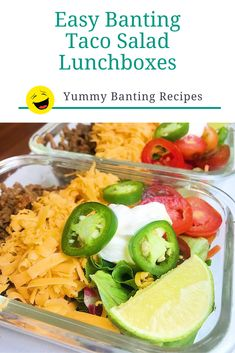 Packed with flavour and delicious ingredients! This is going to become a regular on your family's menu! It is pretty quick to throw together or to make ahead, which is perfect for busy schedules. Banting Diet, Banting Recipes, Mince Recipes, Salad Recipes, Vegan Recipes, Green List Banting, My Diet Plan, Stuffed Sweet Peppers, Lunch Ideas