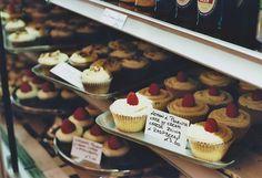 something sweet. cupcakes