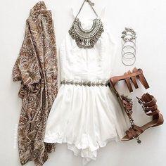 ≫∙∙ boho fashion for a beautiful summerday ∙∙≪