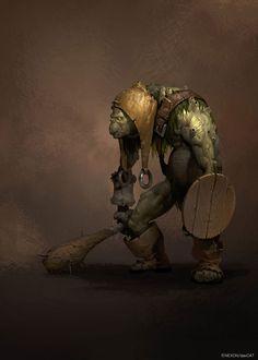 Goblin from Mabinogi II: Arena