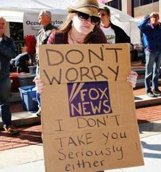 Activismo / Activism - Fox News Get the  FACTS at www.healthcare.gov