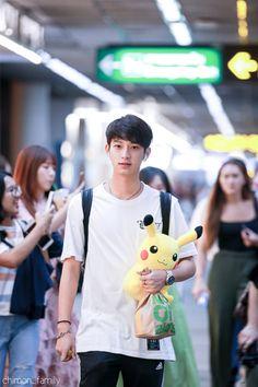 P Wave, Thai Tea, Actor Photo, Thai Drama, Handsome Faces, The Sims4, My Boo, Future Husband, Cute Boys