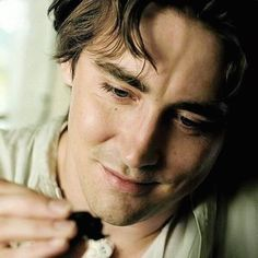 Lee Pace in The Fall. omg lee and his 'I woke up like this' hair.... <3