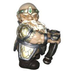 """Battle Axe Garden Gnome 4"""""""