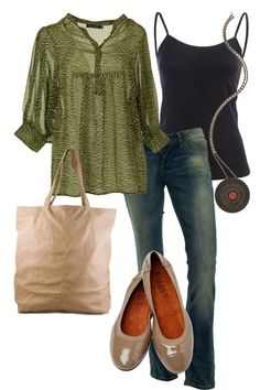 Casual chic - love!