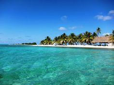 Tropical Vacation Spots - Mexico and Belize