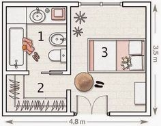Master Walk In Closet Layout Design Bedrooms 38 Ideas Master Bedroom Layout, Master Bedroom Plans, Master Room, Bedroom Layouts, Master Bedroom Addition, Master Bathroom, Bedroom Floor Plans, Master Closet, Design Bedroom