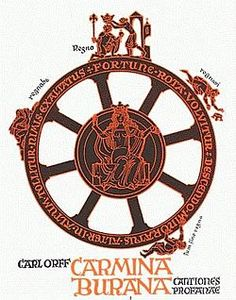 Carl Orff - O fortuna - Carmina Burana - 1937    O Fortuna / velut luna / statu variabilis