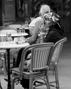 Sirli Raitma: Coffee in Paris