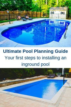 10 Pool Ideas Pool In Ground Pools Above Ground Pool