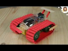 How to make a Car - Powered Car - Very Simple - YouTube
