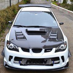 Subaru Impreza WRX STi : a wet dream!!!!!!!