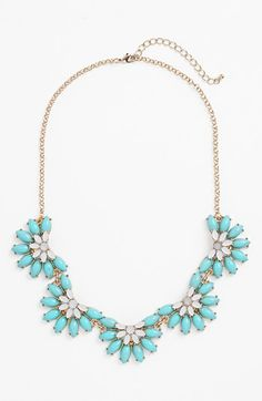 Light Blue Necklace by Stephan & Co.. Buy for $24 from Nordstrom
