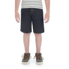 Rustler - Boys' Denim (Blue) Shorts, Size: 4 Regular