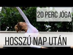 Lefekvés/alvás előtti 10 perc kezdő jóga | Jóga Életmód - YouTube Pcos Diet Plan, My Yoga, Tai Chi, Pilates, Health Fitness, Relax, Workout, How To Plan, Sports