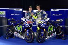 Presentación de las Yamaha MotoGP 2015 de Jorge Lorenzo y Valentino Rossi | Motociclismo.es