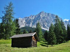 Ehrwald, Tyrol, Austria