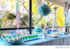 Bondville: Eden's 6th Birthday Mermaid Party