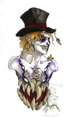 Random -Darcc- by Scarlet-Harlequin-N.deviantart.com on @DeviantArt