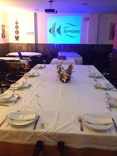 Nuestro salon para todo tipo de celebraciones. Estamos preparados para todo tipo de eventos.