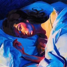 The Artist Behind Lorde's Album Cover Wanted To Capture Youth in All Its Glory