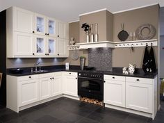 Most Popular Kitchen Design Ideas for 2019 Kitchen Canopy, Kitchen Collection, Updated Kitchen, Kitchen Colors, Kitchen Styling, Interior Design Kitchen, Home And Living, Home Kitchens, Decoration