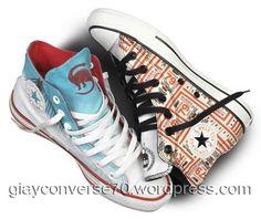 Converse x Shoe Biz Design Chucks for SF Lovers Racked SF
